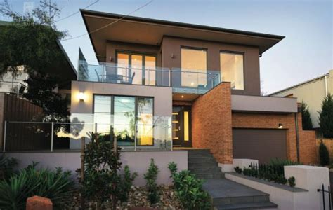 sloping house designs australia hillside sloping block with 11 metre fall sloping block builders englhart 600x380