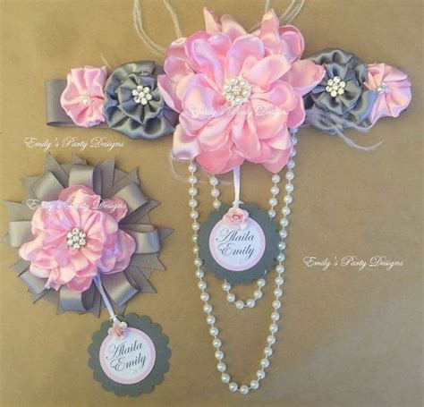 Sash For Baby Shower by 25 Best Ideas About Maternity Sash On