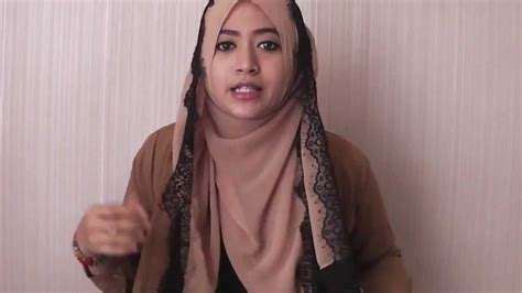 tutorial hijab pesta ala natasha farani tutorial hijab cantik ala natasha farani youtube