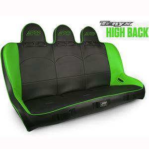 teryx4 bench seat prp custom 52 quot rear bench seat for kawasaki teryx4
