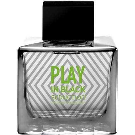 Parfum Antonio Banderas Black antonio banderas play in black duftbeschreibung