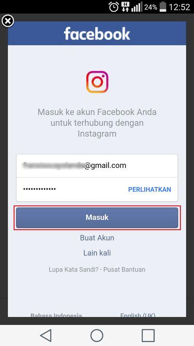 membuat link instagram cara membuat instagram di hp terbaru 2018 lengkap gambar