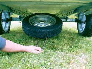 Isabella Awning Spare Wheel 13 Quot With Holder 187 Camp Let