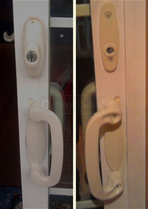 Patio Door Lock With Key Replacement Keyed Lock For A Sliding Patio Door Swisco