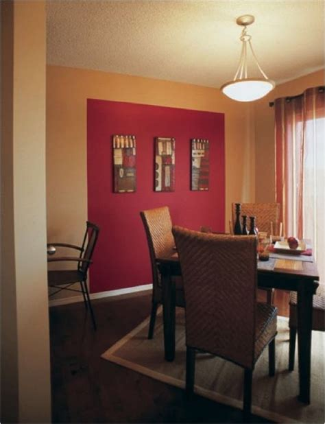 sherwin williams red tomato sw  accent wall paint
