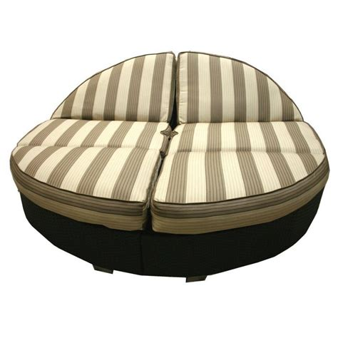 outdoor round chaise lounge outdoor round double chaise patio lounge chair patio