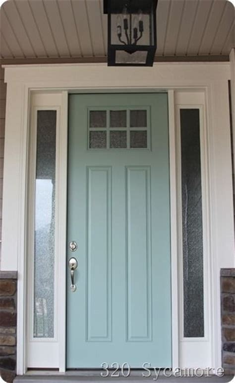 front door and shutter colors