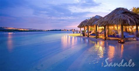 sandals and beaches sandals and beaches vacations