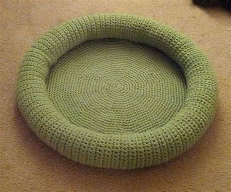 free crochet pattern cat bed 706 best images about crochet for pets on pinterest