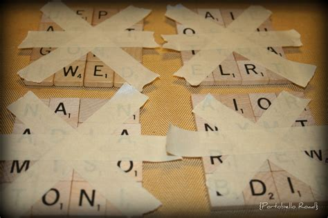 how to make scrabble portobello road how to make scrabble tile coasters