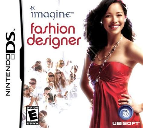 design clothes jewelry games imagine fashion designer box shot for ds gamefaqs