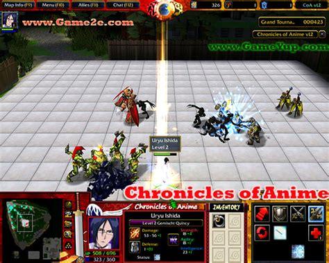 Wpzoom Chronicle V1 1 2 chronicles of anime 1 2 coa v1 2 w3x