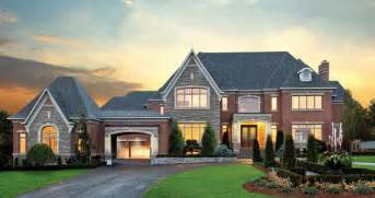 Greenpark Homes Floor Plans New Homes In Vaughan At Churchill Estates By Greenpark
