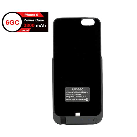 iphone 6 6s external battery with 3800mah battery capacity cts systems