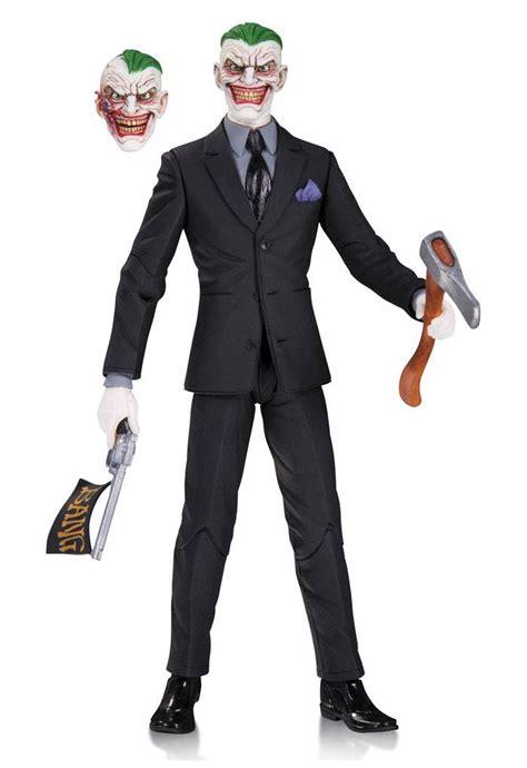 Mainan Figure Designer Series Greg Capullo The Joker batman dc comics designer series the joker by greg
