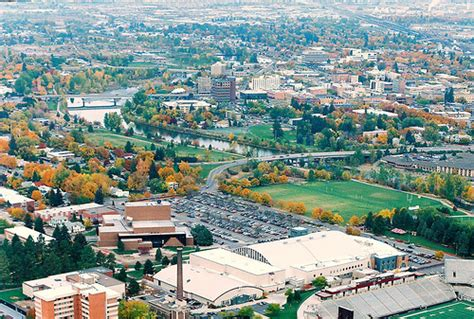 Mba Programs In Montana by International Business Programs And In Missoula