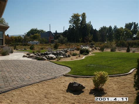 lawn landscape landscaping reno nv