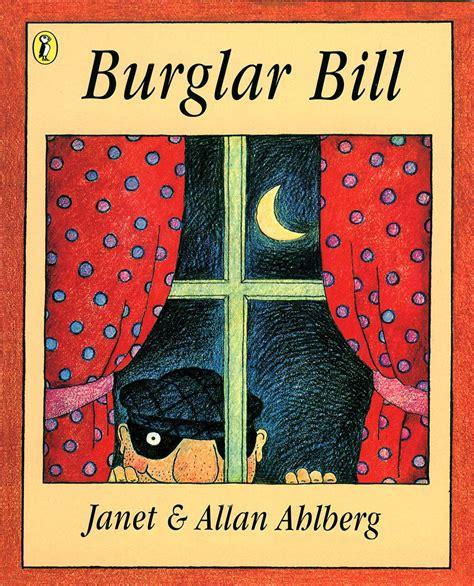 burglar bill picture puffin b00cbn6b66 burglar bill by ahlberg allan 9780140503012 brownsbfs