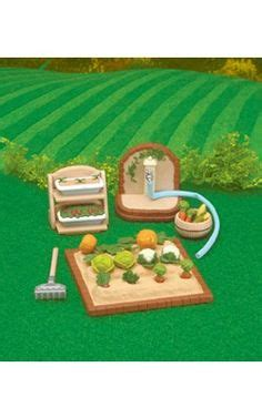 Breakfast Set Sylvanian 5024 lilys sylvanian collection on sylvanian