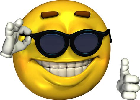 Meme Smiley - quot ironic meme smiley face with sunglasses quot stickers by