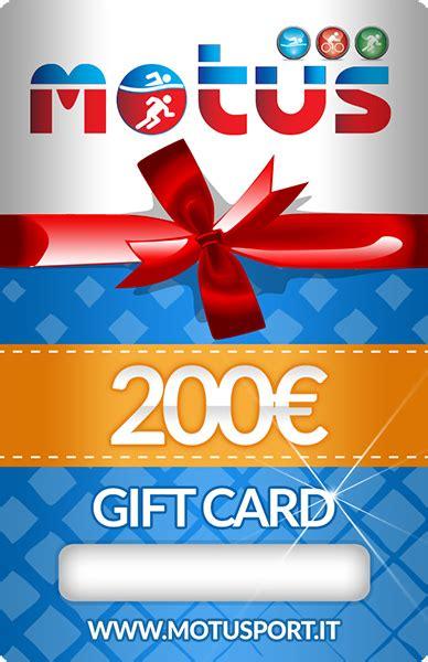 Euro Gift Card - gift card 200 buono regalo da 200 euro gift card triathlon mute triathlon bici
