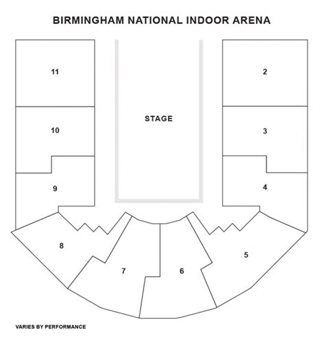 Capital Fm Arena Floor Plan by Strictly Come Dancing The Live Tour 2016 Nottingham