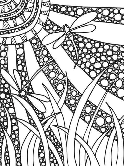 butterfly doodle coloring pages butterfly dragonfly doodles coloring pages pinterest