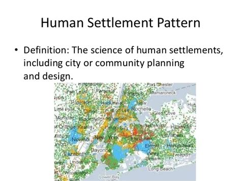 pattern geography definition geography definitions