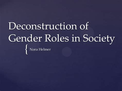 the beguines of gender patronage and spiritual authority the middle ages series books deconstruction of gender roles in society