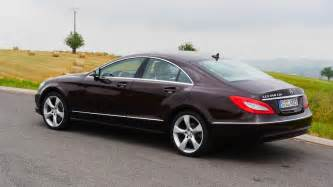 Mercedes 350 Cdi Mercedes Cls Fahrbericht Cls 350 Cdi Coup 233 Autogef 252 Hl