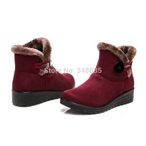 cheap winter boots wholesale winter snow boots with cotton warm shoes