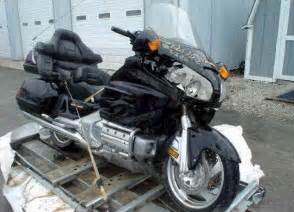 Honda Salvage Yard Repairable Salvage Honda Gl1800 Goldwing Motorcycles For