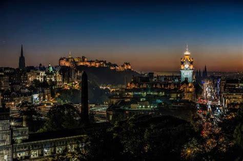 nights edinburgh princes edinburgh castle at picture of