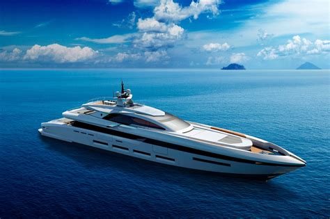 Home Bar Interior Design by Megayacht Global Heesen Yachts New 58m Design
