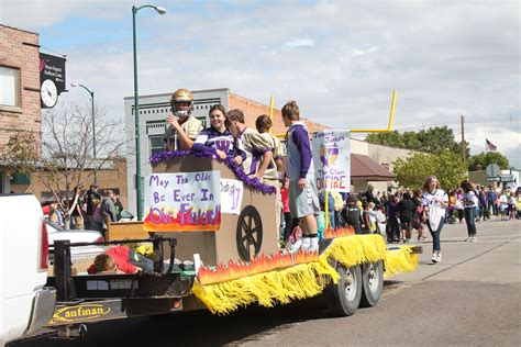 Whs Homecoming Float Winners Chosen The Winner Advocate Parade Float