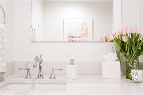 White Marble Bathroom by White Marble Bathroom Decor Ideas Home Redesign