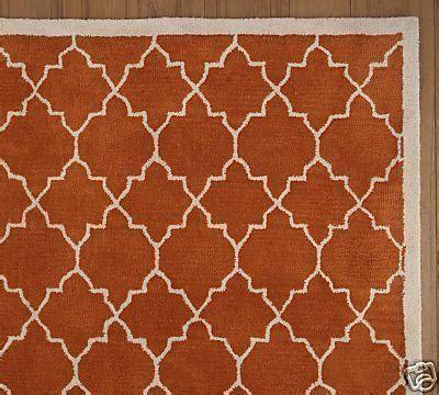 arabesque pattern carpet orange arabesque pattern rug
