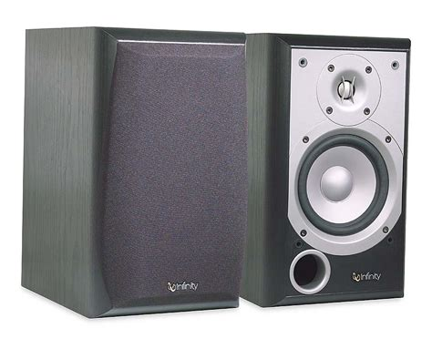 infinity primus 150 bookshelf speakers at crutchfield