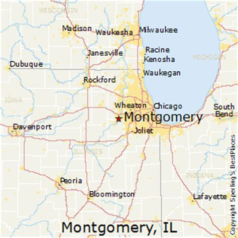houses for sale montgomery il best places to live in montgomery illinois