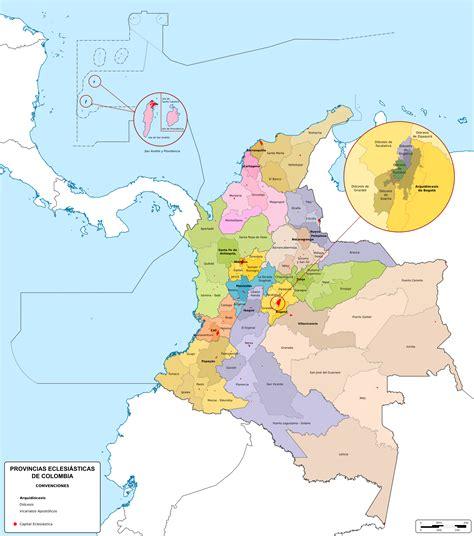 Déco ées 20 by File Mapa Diocesis De Colombia Svg Wikimedia Commons