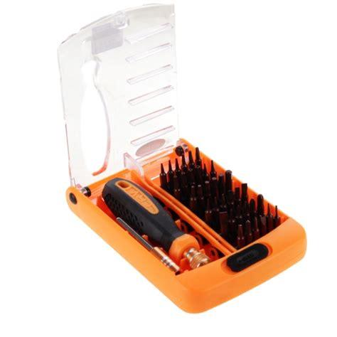 Jakemy 38 In 1 High Grade Screwdriver Set Xs 42 jakemy jm 8109 38 in 1 portable professional screwdrivers tools set alex nld