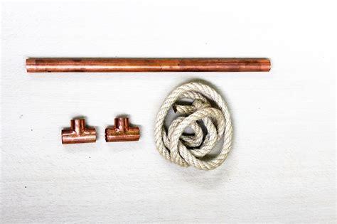 Kupferrohr Selber Pressen by K 252 Chenrollen Halterung Aus Kupferrohr Selber Machen