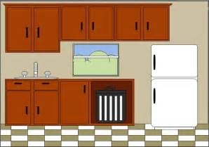 exceptional Black And Green Kitchen #1: 78bbb6984288798203c7f975f47ba84e_kitchen-clipart-clipart-kitchen-clipart_1141-800.jpeg