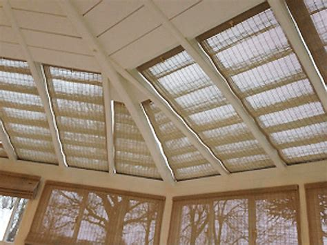 Roof L Shades by Roof Blinds From Oakland Blinds In Stevenage Hertfordshire