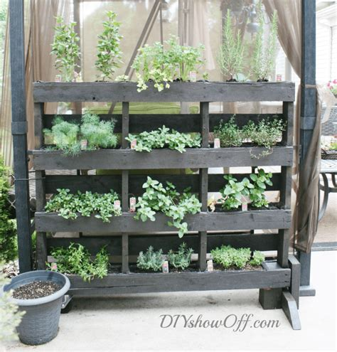Free Standing Herb Garden by Tips For Growing Food In Small Spaces Sl