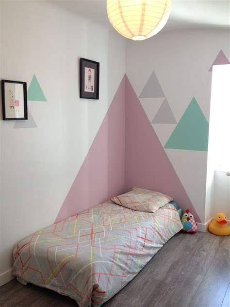 room patterns best 25 geometric wall ideas on pinterest geometric