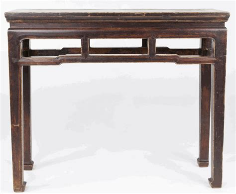Japanese Console Table Antique Asian Furniture Console Table From Beijing China
