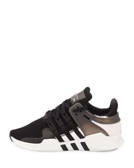Adidas Equipment Support Black White Pink adidas equipment support adv sneaker black white pink