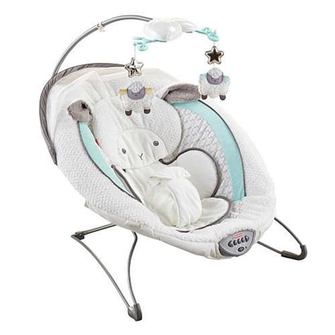 lamb baby swing babies r us fisher price deluxe bouncer my little lamb fisher