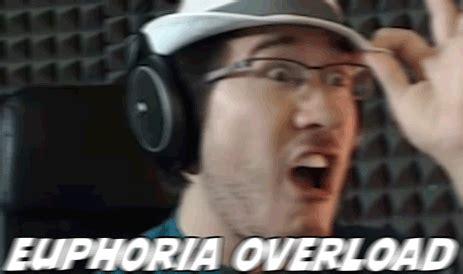 Euphoria Meme - euphoria overload markiplier know your meme